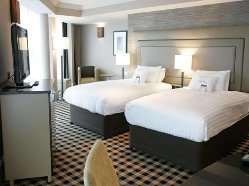 DoubleTree by Hilton Hotel Newcastle International Airport - Newcastle upon Tyne - Κρεβατοκάμαρα
