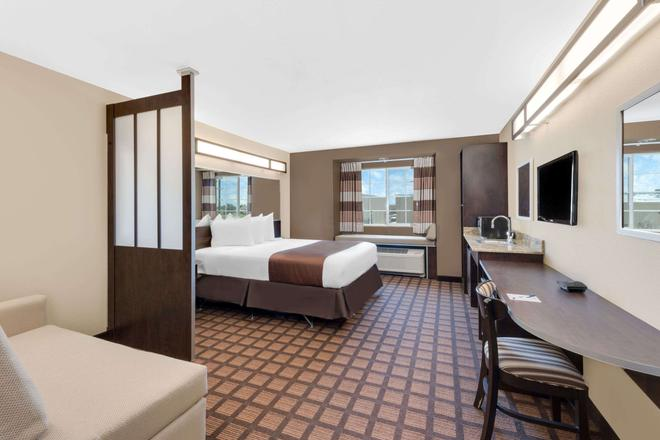 Microtel Inn & Suites by Wyndham Midland - Midland - Makuuhuone