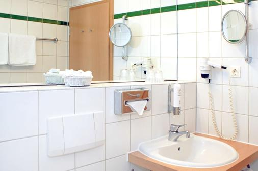 Best Western Macrander Hotel Dresden - Dresden - Kylpyhuone