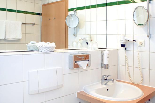 德勒斯登貝斯特韋斯特馬克雷得酒店 - 德勒斯登 - 德勒斯登 - 浴室