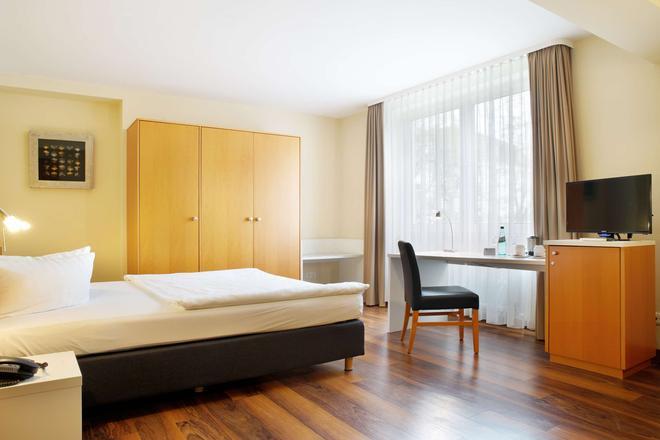 德勒斯登貝斯特韋斯特馬克雷得酒店 - 德勒斯登 - 德勒斯登 - 臥室