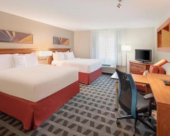 TownePlace Suites by Marriott Bentonville Rogers - Bentonville - Bedroom
