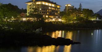 Fuji Lake Hotel - Fujikawaguchiko - Cảnh ngoài trời