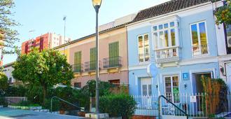 La Casa Azul B&b Apartments - Málaga - Building