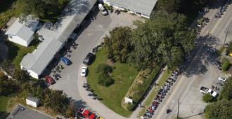 Siesta Motel - Digby - Vista del exterior