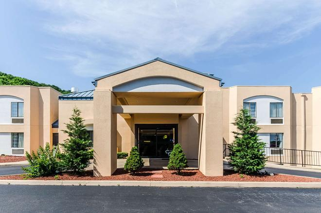 Sleep Inn Tanglewood - Roanoke - Rakennus