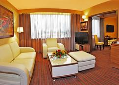 Haston City Hotel - Wrocław - Sala de estar
