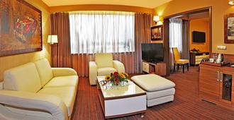 Haston City Hotel - ורוצלב - סלון