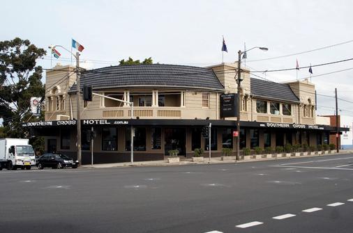 Southern Cross Hotel - Sydney - Gebäude