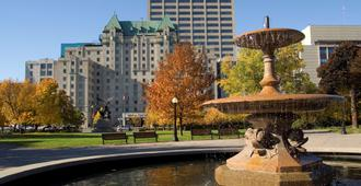 Lord Elgin Hotel - Ottawa - Edificio