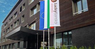 Lucky Bansko Aparthotel Spa & Relax - Bansko - Gebäude