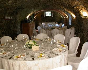 Cà Del Moro Resort - Montelungo Superiore - Banquet hall