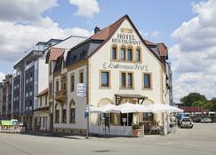 Lothringer Hof - Sarrelouis - Bâtiment