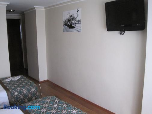 Avlonya Hotel - Istanbul - Bedroom