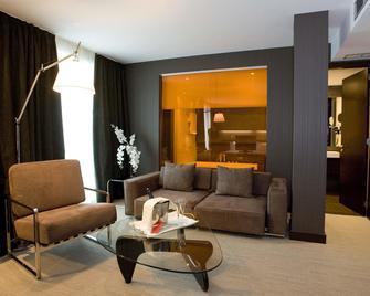 Hotel Silken Gran Teatro Burgos - Burgos - Living room
