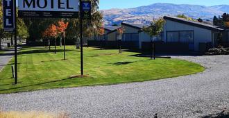 Anderson Park Motel - Cromwell - Edificio