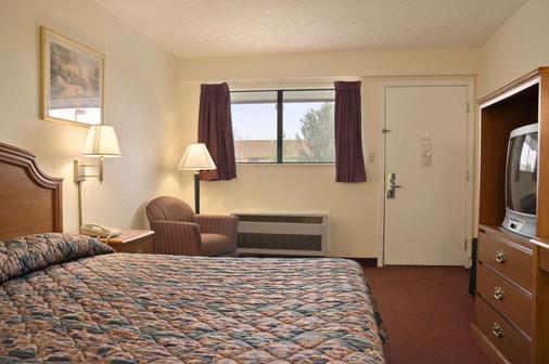 Days Inn by Wyndham Plainfield - Plainfield - Bedroom