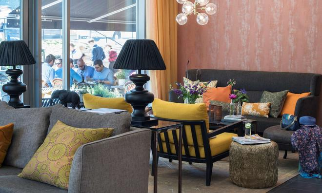 Best Western Plus Time Hotel - Stockholm - Lounge