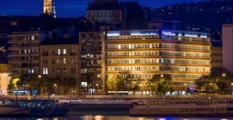 Novotel Budapest Danube - Budapest - Toà nhà
