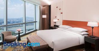 長沙君悅酒店 - 長沙 - 臥室