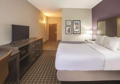 La Quinta Inn & Suites by Wyndham Mechanicsburg - Harrisburg - Mechanicsburg - Schlafzimmer