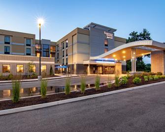 Fairfield Inn & Suites Springfield Holyoke - Holyoke - Gebäude
