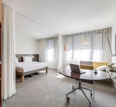 北部 18 巴黎諾富特套房酒店 - 巴黎