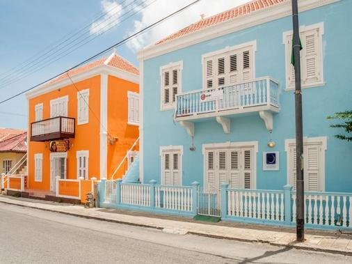 Poppy Hostel Curacao - Willemstad - Rakennus