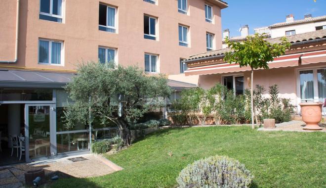 Best Western Hotel Le Sud - Manosque - Bâtiment