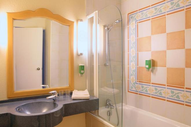 Best Western Hotel Le Sud - Manosque - Salle de bain