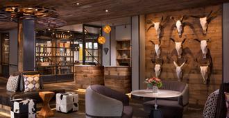 Hotel Terra Jackson Hole - A Noble House Resort - Teton Village - Lobby