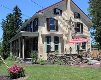 Carriage Stop Bed & Breakfast - Palmyra - Building