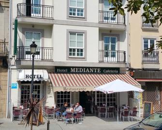 Hotel Mediante - Ribadeo - Building