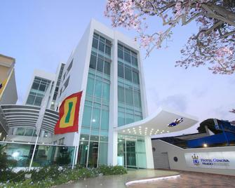 Hotel Genova Prado - Barranquilla - Building
