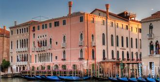Ca' Sagredo - Venezia - Bygning