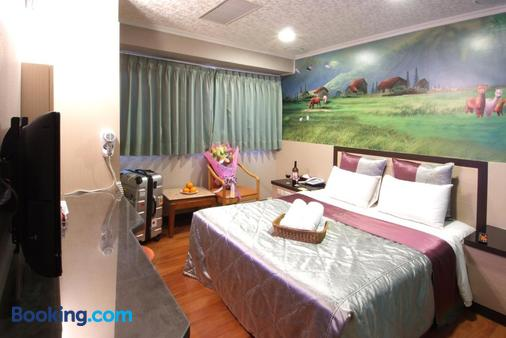 Left Bank Hotel - Hsinchu City - Bedroom