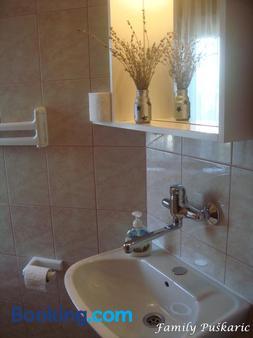 Family Puskaric - Slunj - Bathroom