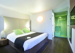 Campanile Montbeliard - Sochaux - Sochaux - Schlafzimmer