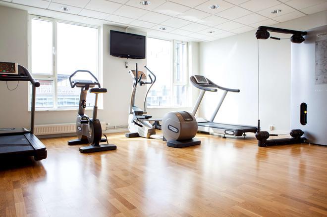 瑪律默麗柏酒店 - 馬爾摩 - 馬爾默 - 健身房