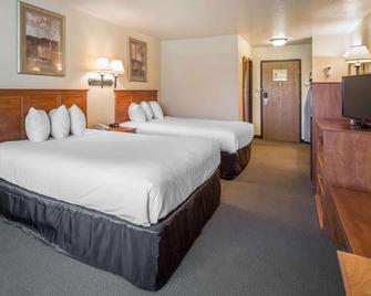 Quality Inn - Alpine - Спальня