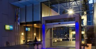 Holiday Inn Express Barcelona - City 22@ - Barcelona - Byggnad