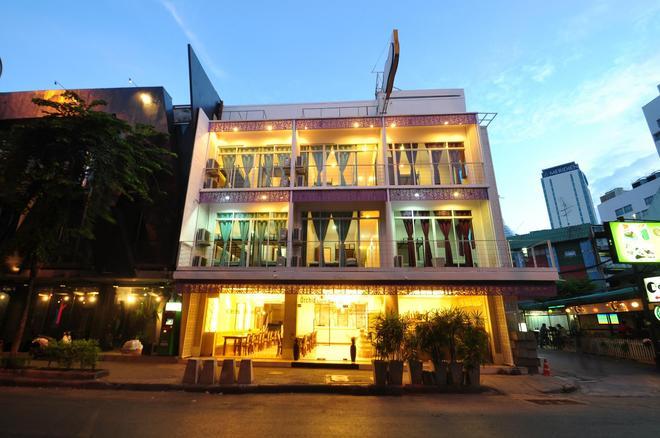 Orchid Hostel - Μπανγκόκ - Κτίριο