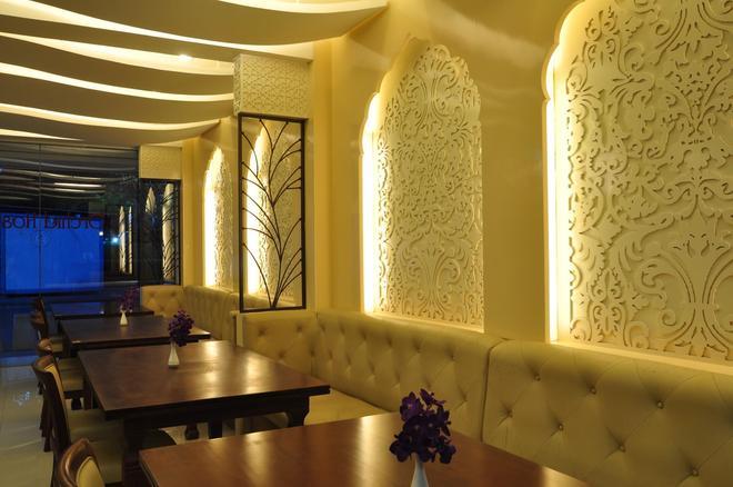 Orchid Hostel - Μπανγκόκ - Εστιατόριο