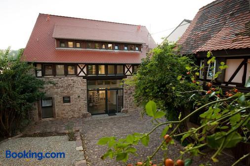 1463 Apartmenthaus - Karlsruhe - Building