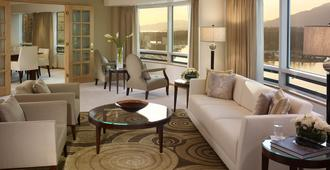 Pan Pacific Vancouver - Vancouver - Living room