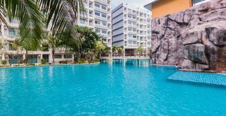Maldives Resort By Psr - Jomtien - Pool