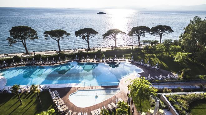 Hotel Corte Valier - Lazise - Pool