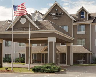 Country Inn & Suites by Radisson, Norman, OK - Norman - Building