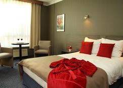 Hotel Binnenhof - Λέουβεν - Κρεβατοκάμαρα