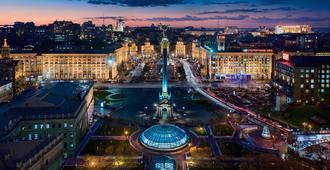 Intercontinental Kyiv - Kyiv - Outdoors view